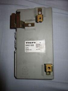 Volvo S40 / V40 99-04 CEM 30621305 Central Electronic Module RHD - EU Postage, Polska - Volvo S40 / V40 99-04 CEM 30621305 Central Electronic Module RHD - EU Postage, Polska