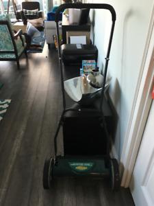 14 inch Reel Lawn Mower
