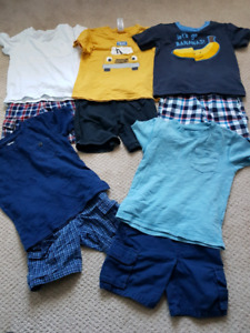 Boys gymboree lot size 2