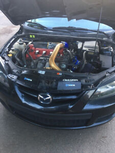 2007 mazdaspeed 3 built Cobb stage 3 trad/cash offers