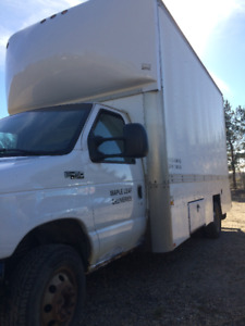 E-450 2003 Ford Delivery Van