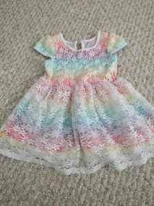 Childrens place dress size 18-24 months