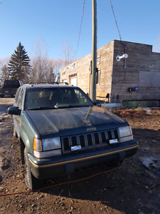 1994 Jeep Grand Cherokee Limited