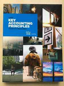 Key Accounting Principles (Textbook & Workbook)