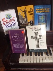 Book Bundle: Catholic Education