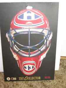 "Hockey - Poster Masque Patrick Roy 23"" x 35"""