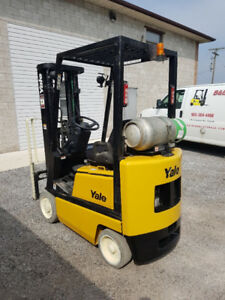 USED FORKLIFTS AND EQUIPMENT - DEALER