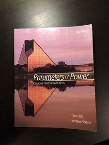 Parameters of Power textbook
