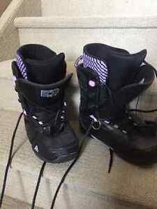 K2 snowboarding boots