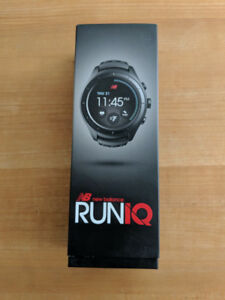 Montre New Balance Run IQ GPS + Android + Strava NEUVE **