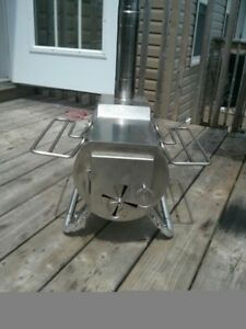 G-stove hot tent stove