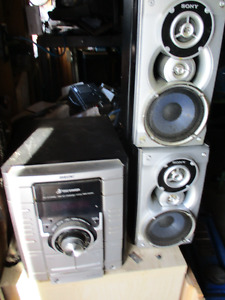 Sony Mini Stereo or Pioneer Stereo