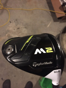 2017 Taylormade M2 Driver and Iron Set - Right Handed