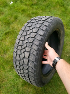 Used Saxon Winter Tires