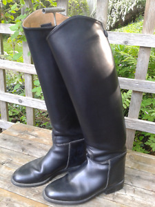 Vintage Ladies Cavallo Riding Boots