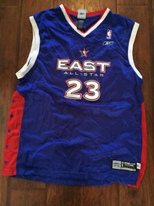 Lebron James All Star jersey