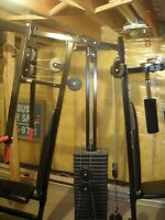 York Mega Max 3001 Weight Machine