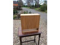 Ikea Wooden cabinet / mini bureau £5