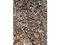 FREE woodchip/garden mulch