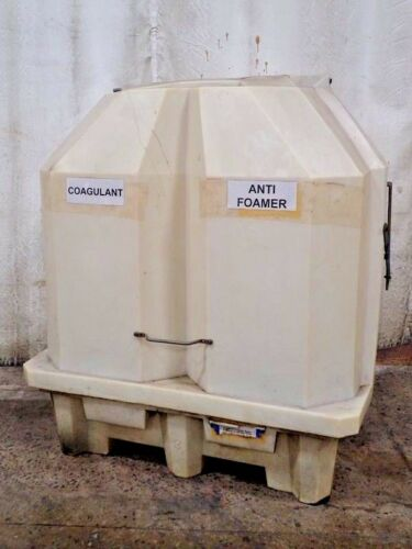 ULTRA TECH HARD TOP P2 PART#1082  DRUM STORAGE AND SPILL CONTAINMENT