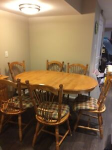 Dining Kitchen Set With Buffet And Hutch