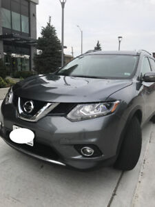 2015 Nissan Rogue SL AWD SUV Lease Takeover