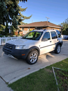 2003 Land Rover Freelander AWD