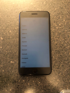iPhone 7 Plus - 256 Gig - Black - Mint Condition