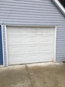 Free Overhead Garage Door
