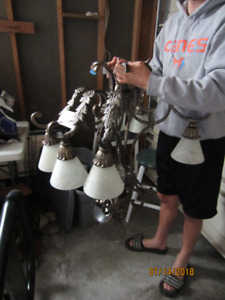 For Sale: Chandelier