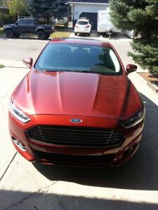 2014 Ford Fusion SE 2.0L AWD Sedan