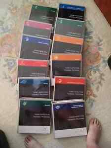 Home inspection course books