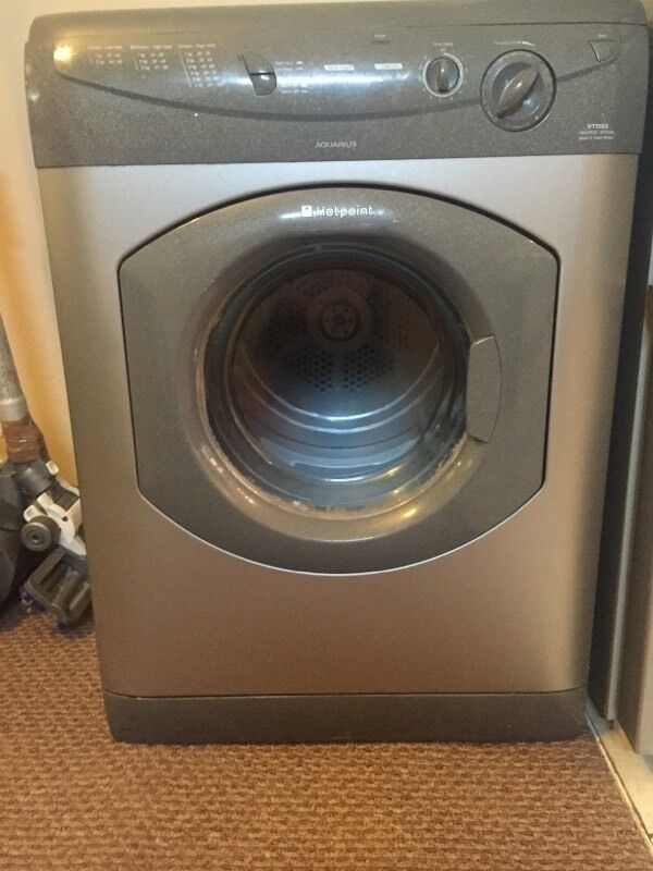 Hotpoint vtd20 tumble dryer buy sale and trade ads - Tumble dryer for small space pict ...