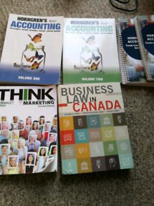 Accounting books for sell