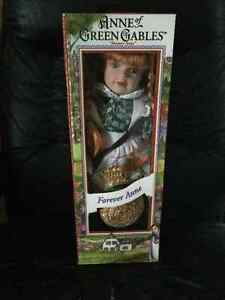 "Anne of Green Gables ""Forever Anne"" Porcelain Doll"
