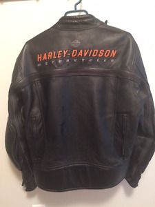 Harley Jackets and Boots
