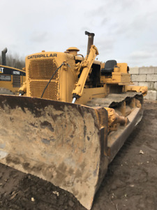 DH8 Caterpillar Dozer with Ripper