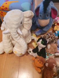 Soft Toys for children.