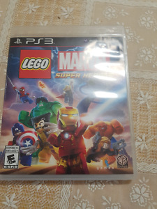 MARVEL HERO LEGO VIDEO FOR PS3