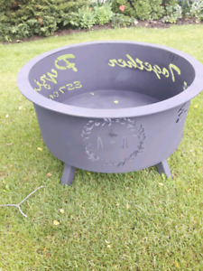 Custom fire pits and more