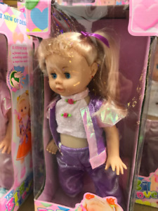 Bibi Love    Doll in Party Clothes