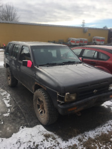 1984 Nissan Pathfinder 4X4 Parts Truck