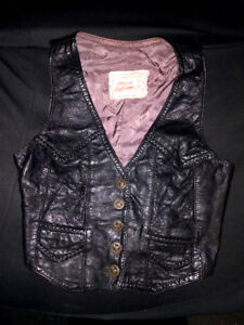 Harley-Davidson Leather Vest