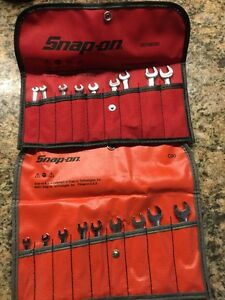 Three Brand New Sets of Snap-on Mini Wrenches