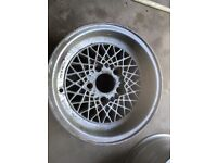 1 x bbs mahle wheel for sale
