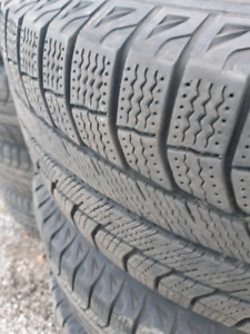 SET/4 245/70/R16 MICHELIN XICE WINTER SNOW TIRES