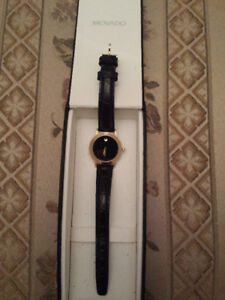 Lightly Used Ladies $800 MOVADO watch for $250!!!