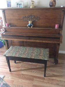 Free Piano to good home works good