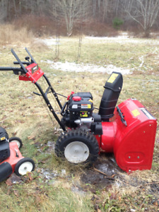 Lawn mower and snow blower for sale