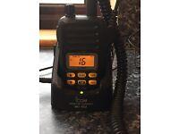 VHF Hand Held Radio Icom